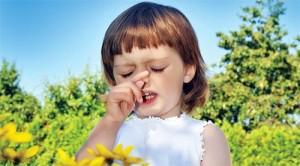 Как уберечь ребенка от аллергии