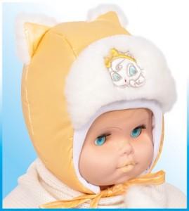 Выбираем детскую зимнюю шапку