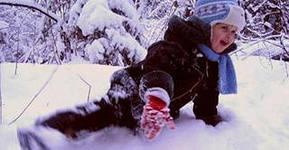 Безопасность на зимней прогулке