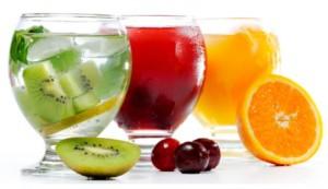 Как пить сок правильно