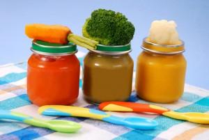 Как выбрать овощное детское пюре?