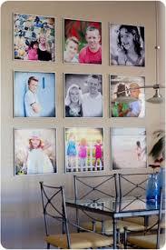 Как интересно и необычно оформить стену фотографиями