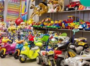 Как выбрать детскую игрушку?